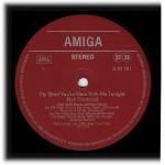 AMIGA 8 55 721 Label Rot